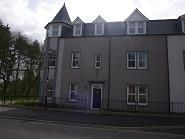 Thumbnail 1 bed flat to rent in Flat D, 24 Blench Drive, Ellon