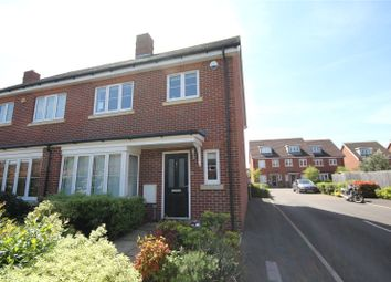 Thumbnail 4 bed end terrace house for sale in St. Anns Mews, Chertsey, Surrey