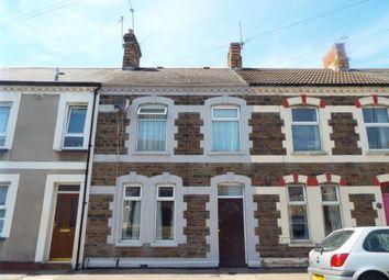 Thumbnail 3 bed terraced house for sale in Railway Street, Cardiff, Caerdydd
