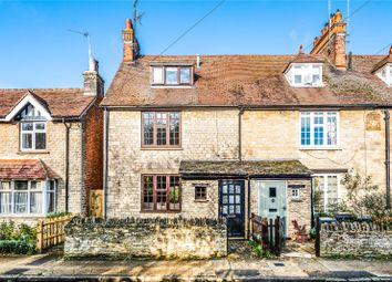 Thumbnail 4 bed terraced house for sale in Church Lane, Witney, Oxfordshire