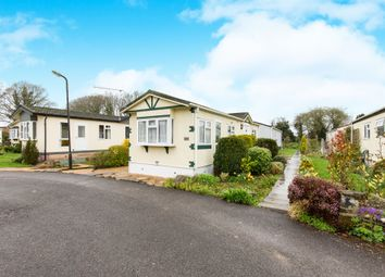 Thumbnail Mobile/park home for sale in Main Road, Colden Common, Winchester