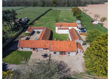 Thumbnail 14 bed barn conversion for sale in Felbrigg, Norwich