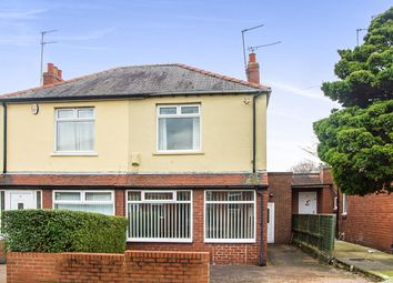 Thumbnail 2 bed semi-detached house for sale in Fallowfield Avenue, Newcastle Upon Tyne