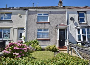 Thumbnail 2 bed terraced house for sale in Penfilia Road, Brynhyfryd, Swansea