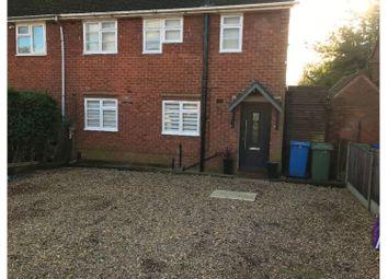 Thumbnail 3 bedroom semi-detached house for sale in Dryden Dale, Worksop