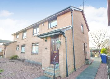 Thumbnail 2 bed flat for sale in Polton Court, Bonnyrigg