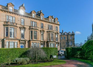 Thumbnail 2 bed flat for sale in Belgrave Crescent, Edinburgh