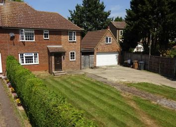 Thumbnail 4 bed semi-detached house for sale in Town Lane, Benington, Herts