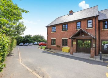 Thumbnail 1 bed flat for sale in School Road, Wheaton Aston, Stafford