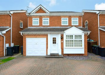 Thumbnail 4 bed detached house for sale in Wynwood Road, Beeston, Nottingham