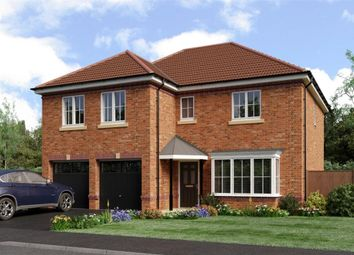 "Thumbnail 5 bed detached house for sale in ""Jura"" at Sophia Drive, Great Sankey, Warrington"
