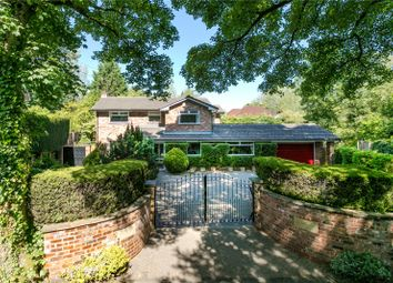 Thumbnail 4 bed detached house for sale in Wilmslow Park South, Wilmslow, Cheshire