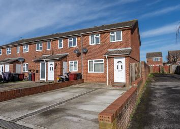 Thumbnail 3 bed end terrace house for sale in Caernarvon Road, Chichester