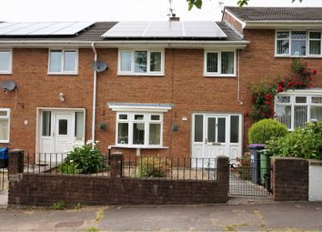 Thumbnail 3 bed terraced house for sale in Croesyceiliog, Cwmbran