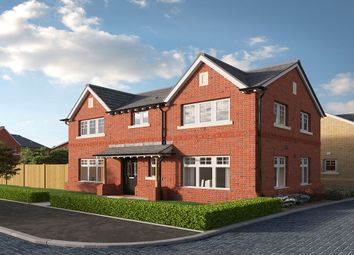 Thumbnail 3 bed detached house for sale in Ash Meadows, Preston Road, Inskip, Preston