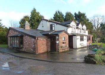 Thumbnail 4 bedroom detached house for sale in Green Lane, Bilsborrow, Preston