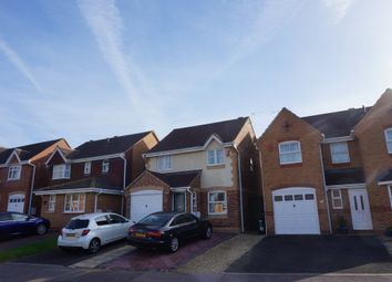 Thumbnail 3 bedroom detached house for sale in Elsham Way, Swindon