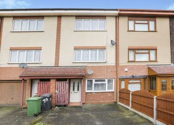 Thumbnail 4 bed terraced house for sale in George Street, Ettingshall, Wolverhampton