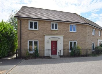 Thumbnail 3 bed semi-detached house for sale in Beaton Crescent, Huntingdon, Cambridgeshire