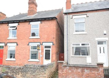 Thumbnail 2 bed semi-detached house for sale in Archer Street, Ilkeston