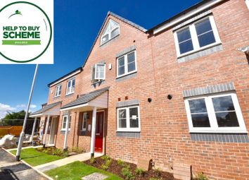 Thumbnail 4 bed terraced house for sale in Well Spring Close, Finedon, Wellingborough