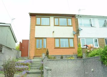 3 bed semi-detached house for sale in Brynmead Close, Sketty, Swansea SA2