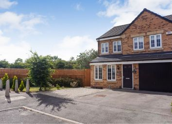 Thumbnail 4 bed detached house for sale in Duke Way, Wakefield