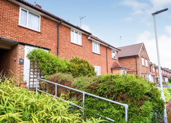 Thumbnail 3 bed terraced house for sale in Burleigh Road, Hertford