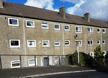 Thumbnail 2 bedroom flat for sale in Kinross Avenue, Port Glasgow