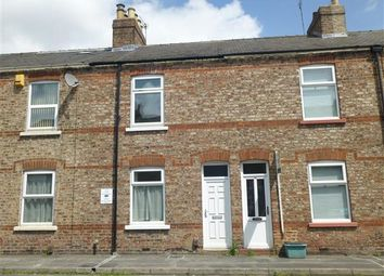 Thumbnail 2 bedroom terraced house for sale in Dudley Street, The Groves, York