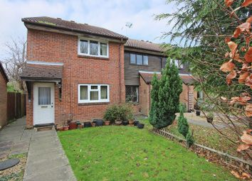 Thumbnail 1 bed flat for sale in Nickleby Gardens, Totton, Southampton
