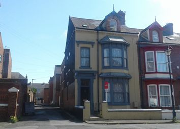 Thumbnail 5 bed terraced house for sale in Beaconsfield Street, The Headland, Hartlepool