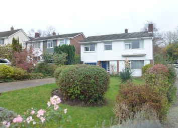 Thumbnail 3 bed detached house to rent in Cranleigh Rise, Norwich