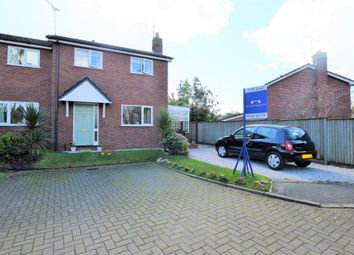 Thumbnail 2 bed end terrace house for sale in Arden Close, Tarvin, Chester