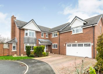 Thumbnail 5 bed detached house for sale in The Hawthorns, Cabus, Preston, Lancashire