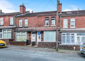 Thumbnail 2 bed terraced house for sale in King William Street, Stoke-On-Trent