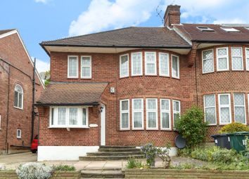 Thumbnail 4 bed semi-detached house to rent in Michleham Down, Woodside Park
