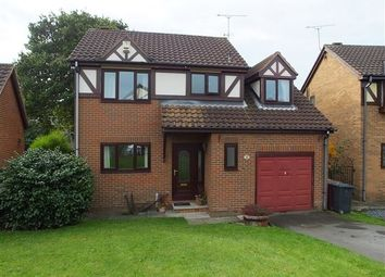 Thumbnail 4 bed detached house for sale in Foxcroft Drive, Killamarsh