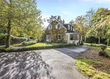 5 bed detached house for sale in Yokesford Hill, Romsey, Hampshire SO51
