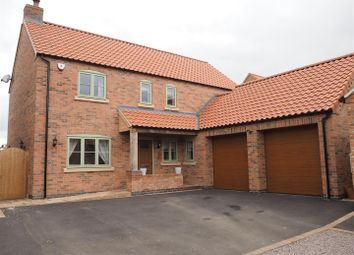 Thumbnail 4 bed detached house for sale in Pooles Yard, Normanton-On-Trent, Newark