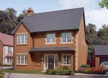 "Thumbnail 5 bed detached house for sale in ""The Durham"" at Woburn Sands Road, Bow Brickhill, Milton Keynes"
