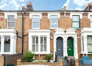 Thumbnail 3 bed flat for sale in Tancred Road, London