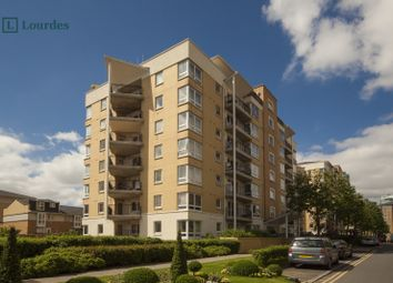 Thumbnail 2 bed flat for sale in Susan Constant Court, 14 Newport Avenue, London