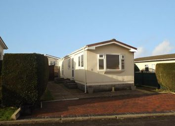 Thumbnail 1 bedroom mobile/park home for sale in Yeovil Marsh, Yeovil, Somerset