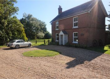 Thumbnail 3 bed detached house for sale in Bathingbourne Lane, Sandown
