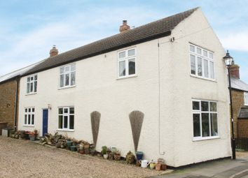 Thumbnail 3 bed semi-detached house for sale in King Street, Melton Mowbray, Leicestershire