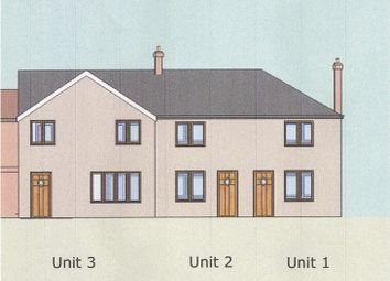 Thumbnail 2 bed terraced house for sale in Wragby Lincolnshire