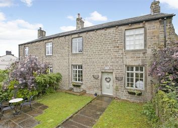 Thumbnail 3 bed semi-detached house for sale in Ivy Cottage, 41, Main Street, Addingham, Ilkley, West Yorkshire