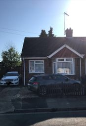 Thumbnail 2 bedroom semi-detached bungalow to rent in Lockwood Close, Northampton