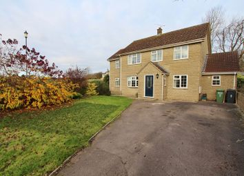 Thumbnail 4 bed detached house to rent in St. Martins Park, Marshfield, Chippenham